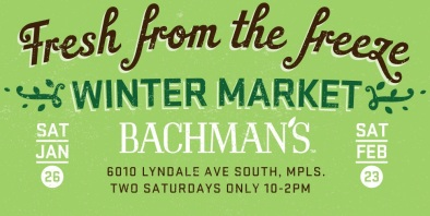 Bachmans Winter Market